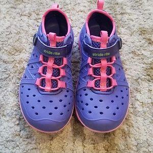 Stride Rite Amphibian shoes size 10